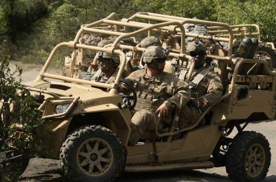Light Tactical All-terrain Vehicle USSOCOM year in review