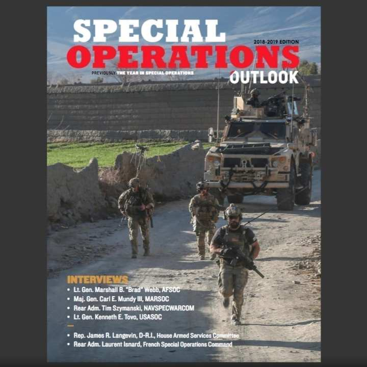 exclusive special operations outlook 2018 2019 edition defense