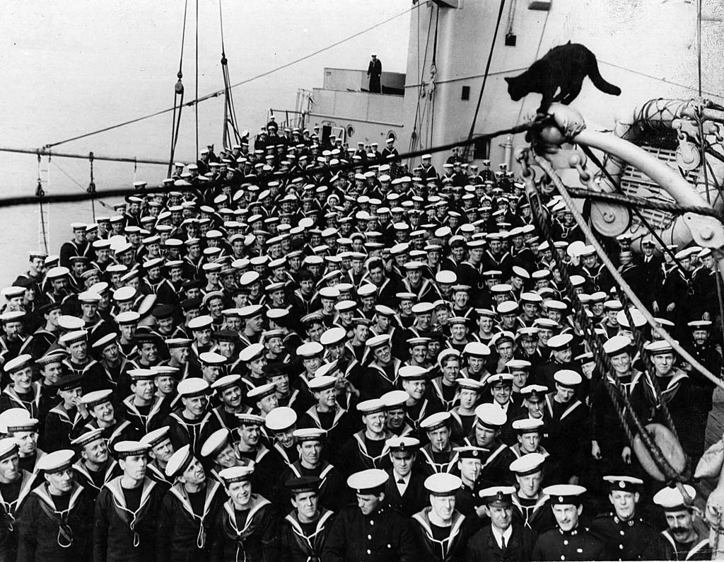 Zeebrugge-raiding-force