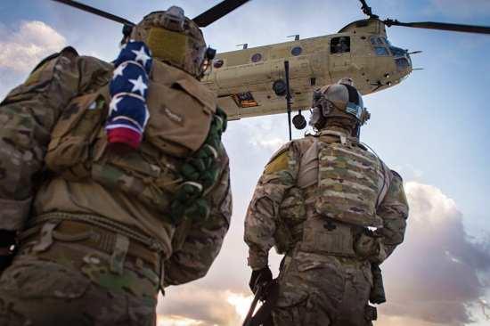 """pararescuemen training Lt. Gen. Marshall B. """"Brad"""" Webb"""