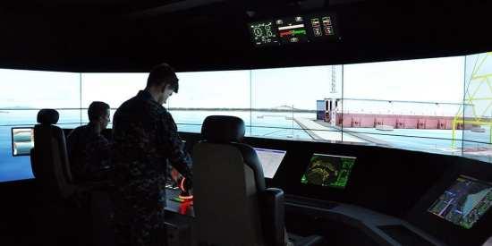 Bridge simulator 2
