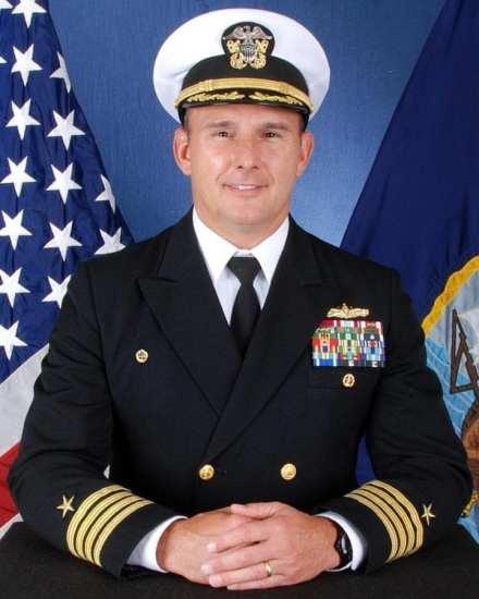 Capt. Scott Robertson