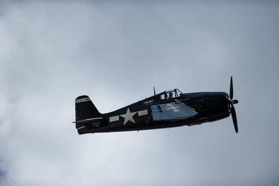 F6F Hellcat Air Show Flight | Video