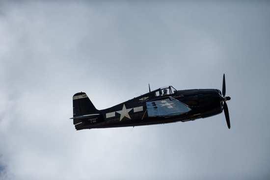F6F Hellcat Air Show Flight | Video