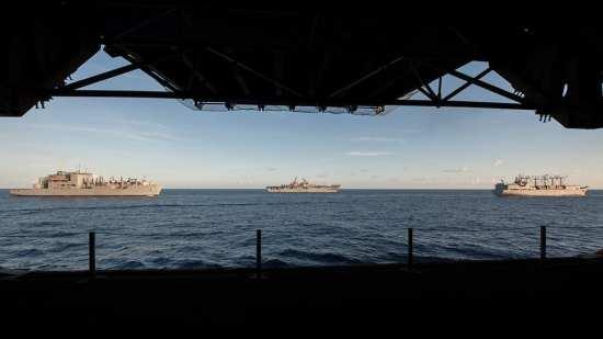 MARAD ships