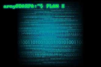 Plan X DARPA web
