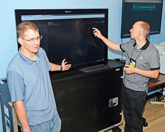 Plan X development hackathon DARPA web