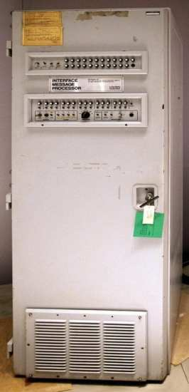 first ARPANET packet router DARPA web