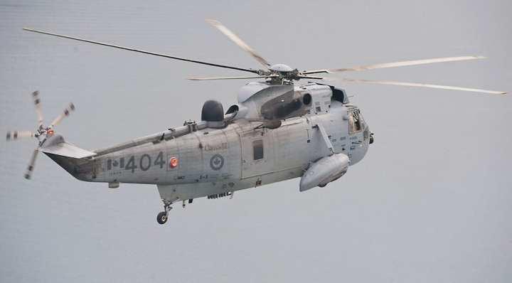 CH-124 Sea King