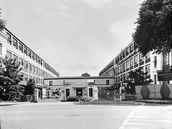 Navy and Munitions Buildings