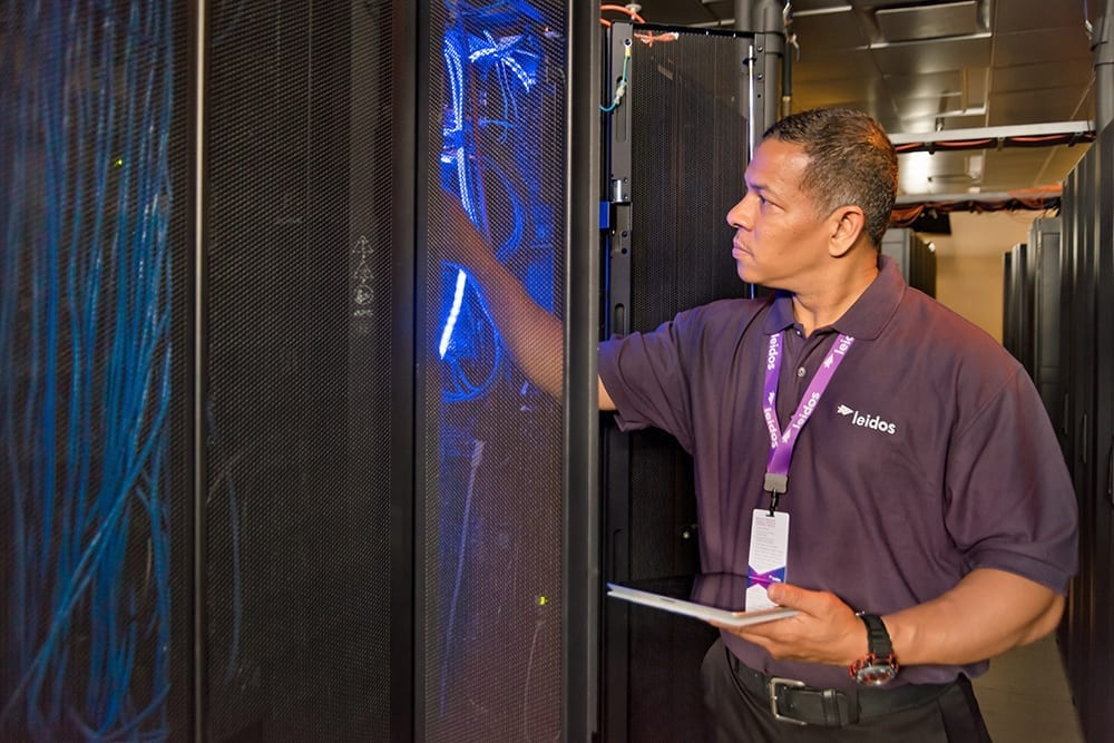 Leidos celebrates its 50th anniversary, providing IT services and solutions to government customers.