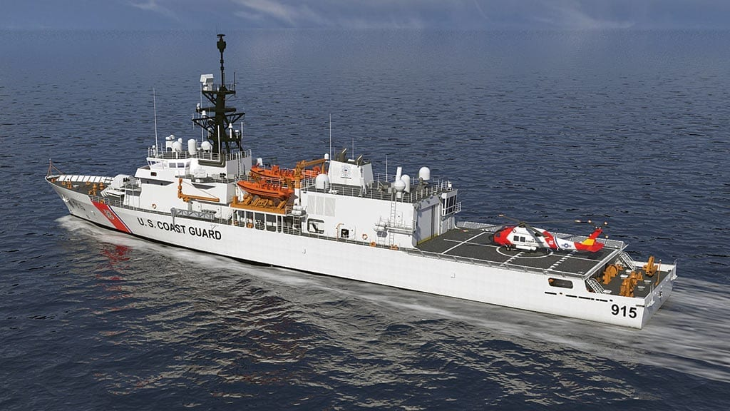 Offshore patrol cutter 1