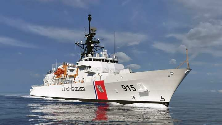 offshore patrol cutter-bow