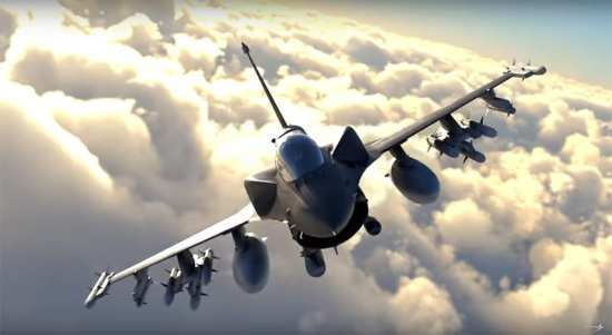 Lockheed Martin F-21 for India | Video