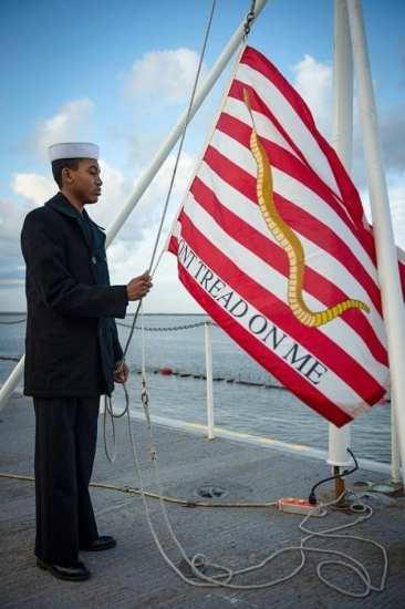 First Navy Jack