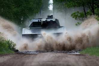 Optionally Manned Fighting Vehicle