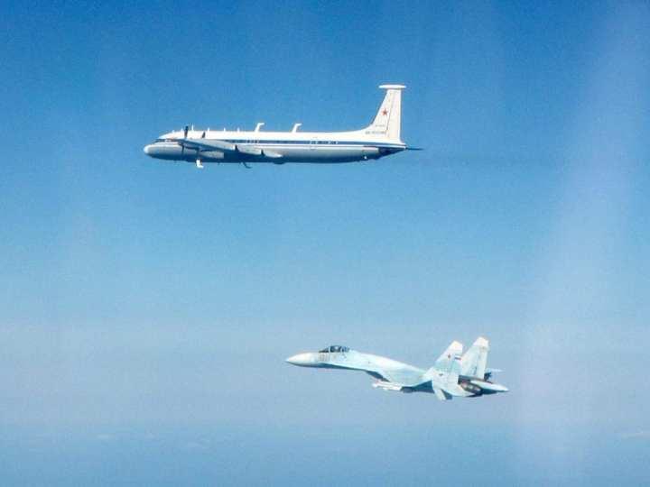 RAF Baltic air policing