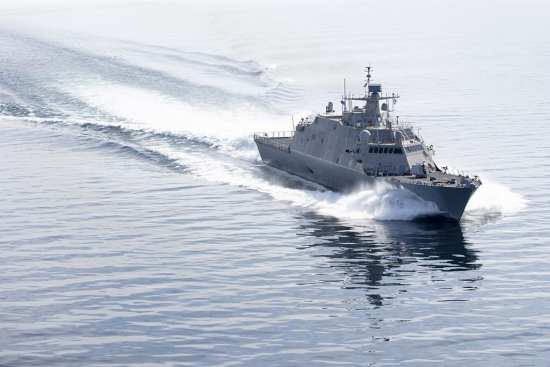 USS Indianapolis (LCS 17) Completes Trials | Video