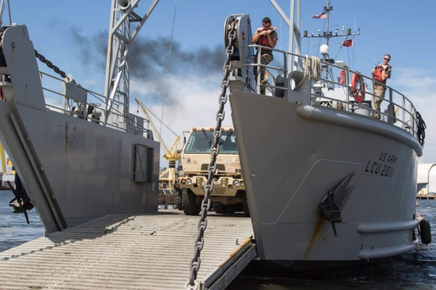 Army shipping vehicle transport refueling military transportation shipping transit logistics containers aircraft boats rail trains commercial partners