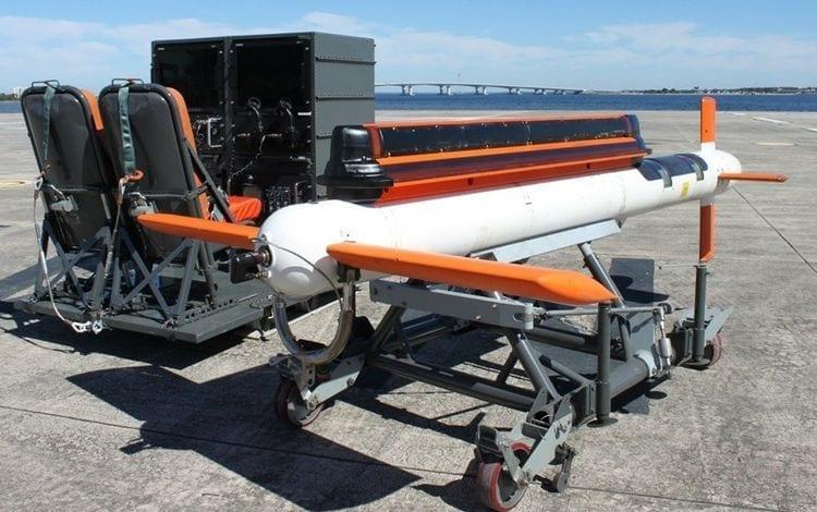 The AQS-24B minehunter