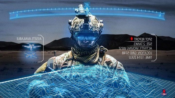 Raytheon Synthetic Environment Virtual Weapons Training Scenarios