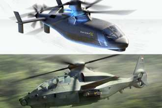 U.S. Army Downselects to 2 Future Attack Reconnaissance Aircraft
