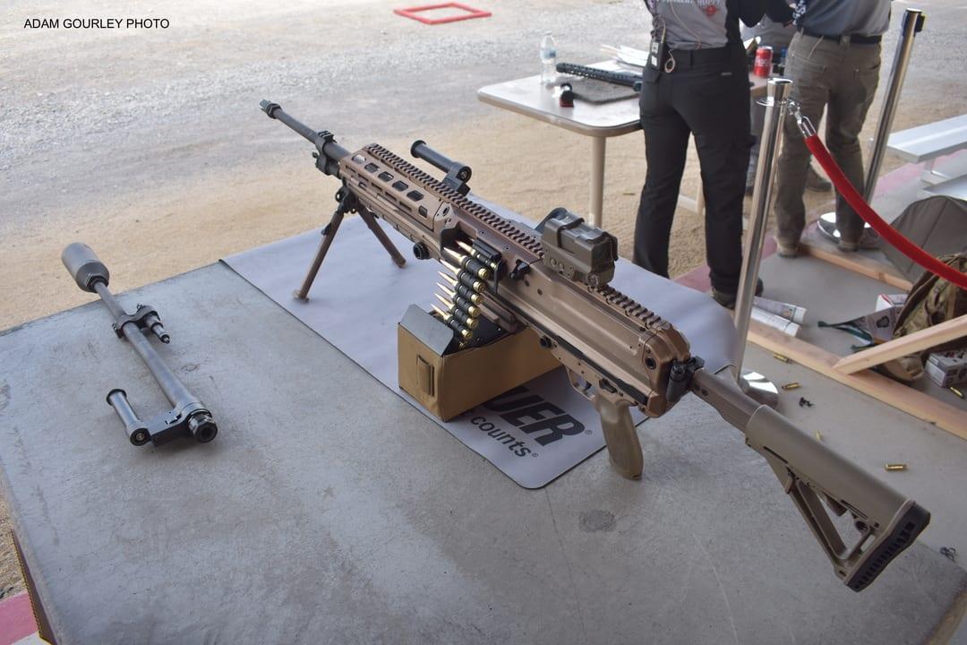 SIG Sauer MG 338