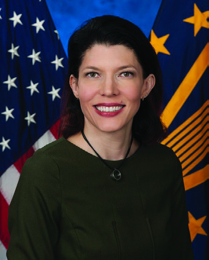 Dr. Rachel Ramoni.