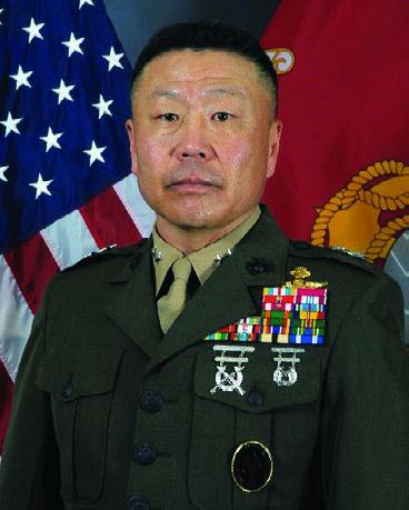 MARSOC Commander Maj. Gen. Daniel D. Yoo. U.S. MARINE CORPS PHOTO