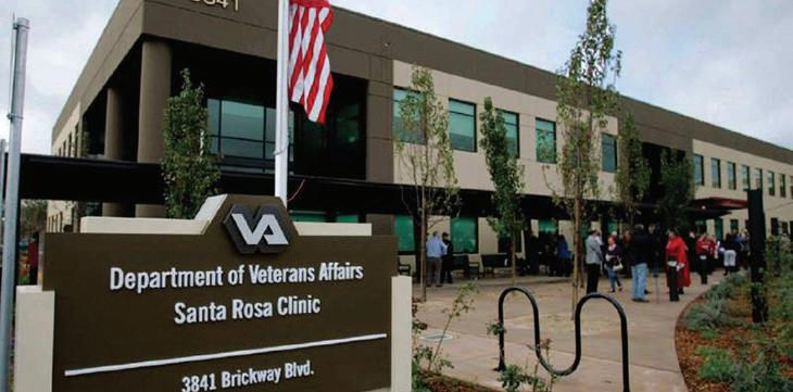 The Tubbs fire came close to the VA's Santa Rosa Clinic in October 2017. VA personnel went into action within hours of a series of wildfires breaking out in Northern California that month, reaching out to veterans in the area and assessing how best to provide medical or social services to them in the wake of the disaster.The Tubbs fire came close to the VA's Santa Rosa Clinic in October 2017. VA personnel went into action within hours of a series of wildfires breaking out in Northern California that month, reaching out to veterans in the area and assessing how best to provide medical or social services to them in the wake of the disaster.