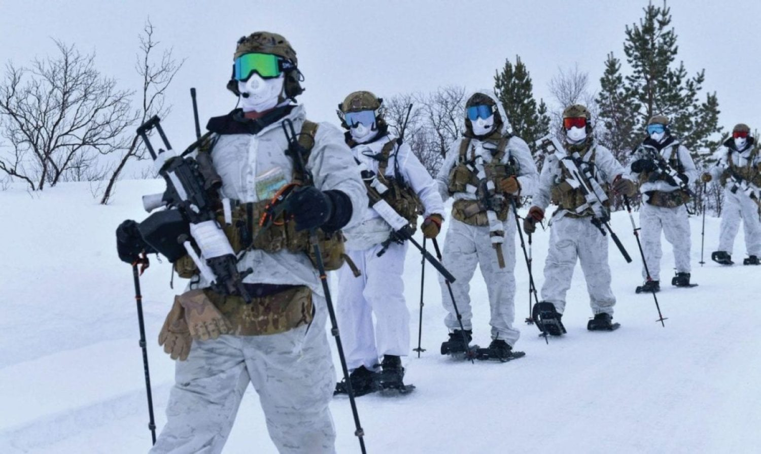 U.S. Air Force Special Tactics operators