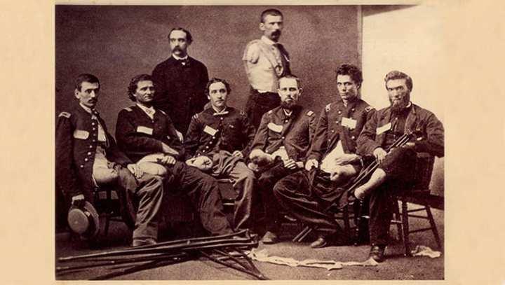 Military Medicine Civil War Doctors Amputees