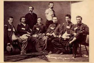 Military Medicine Civil War Doctors Amputees