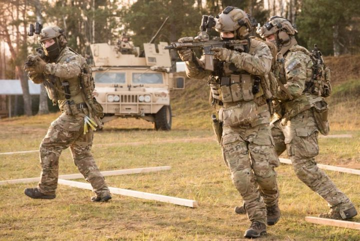 special ops and artificial intelligence