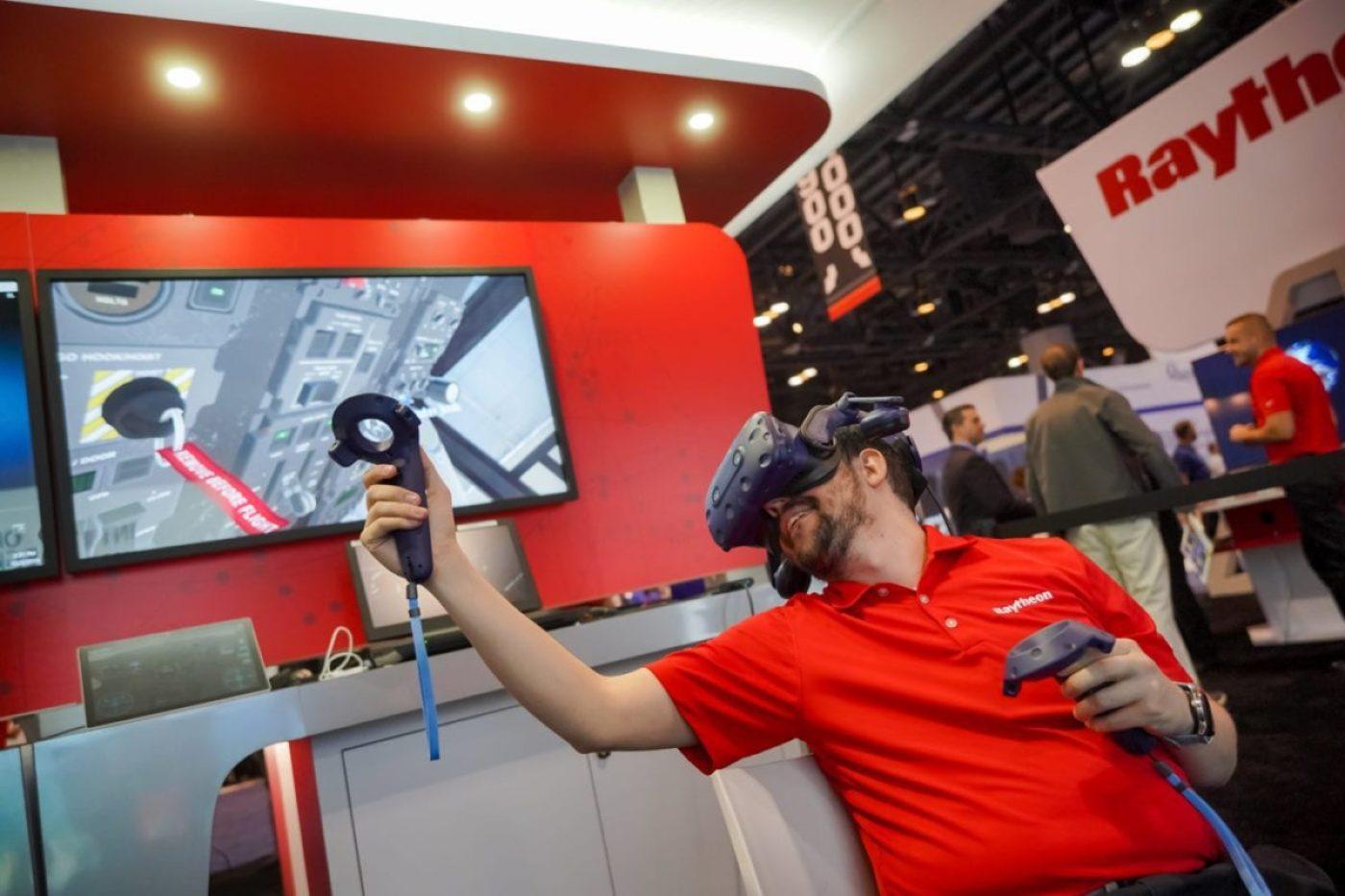 Virtual Reality prototype version trainer