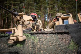army tankers Abrams tank