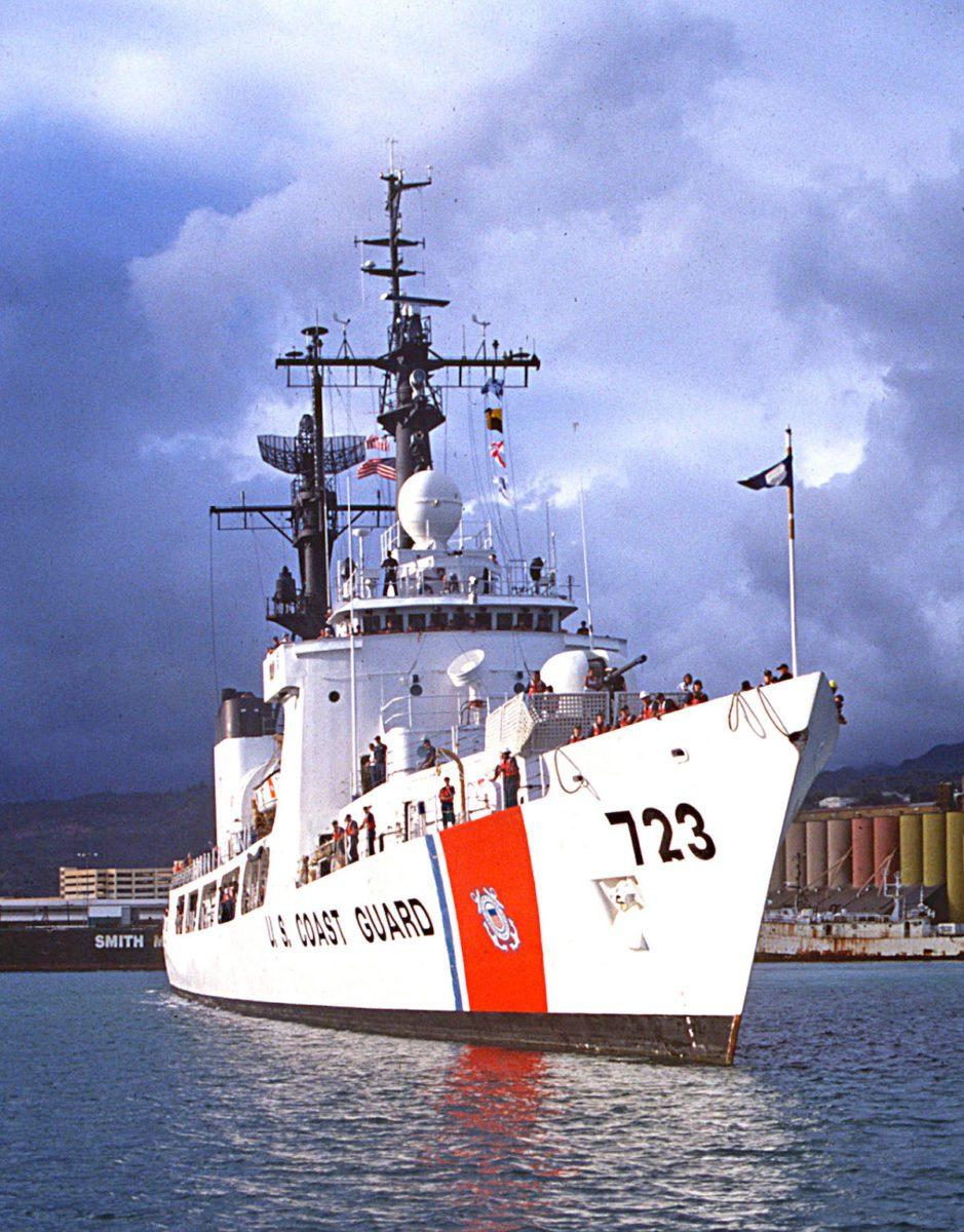 USCGC Rush (WHEC 723)