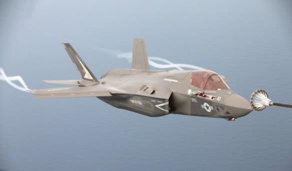 F-35 B (Source: U.S. Marine Corps)