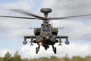 The AgustaWestland Apache is a licence-built version of the AH-64D Apache Longbow attack helicopter for the British Army's Army Air Corps. Photo: Peter Davies/MOD