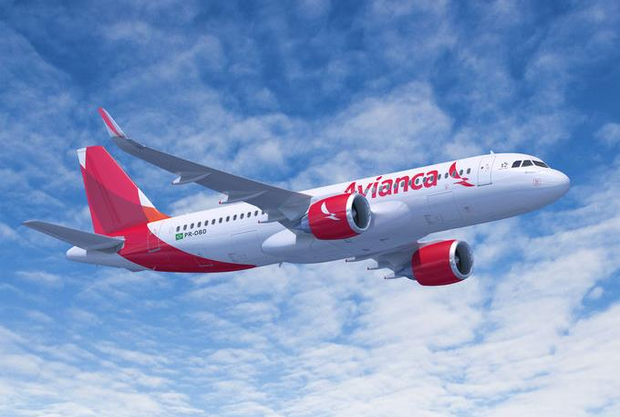 On July 13, 2016, Synergy Aerospace (owner of Avianca) placed an order for 62 A320neo jets. Photo Courtesy: Airbus SAS