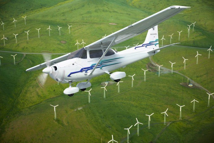 New Diesel-Powered Cessna 172 Skyhawk Certified by EASA and