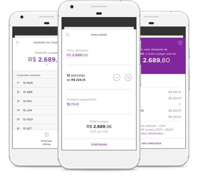 Confira 6 contas digitais que oferecem empréstimo