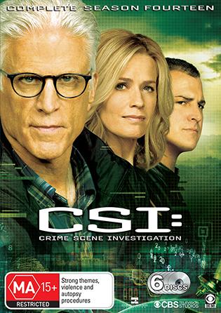 CSI: Season 14