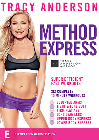 Tracy Anderson Method Express