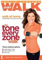 Leslie Sansone The Tone Every Zone Walk