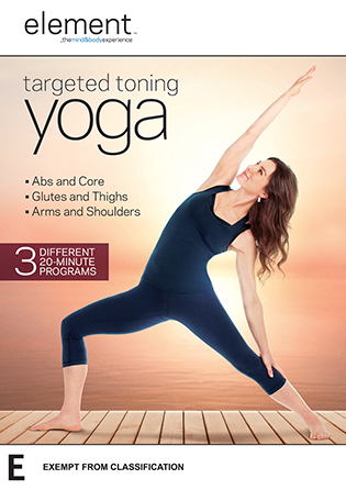 Element Targeted Toning Yoga