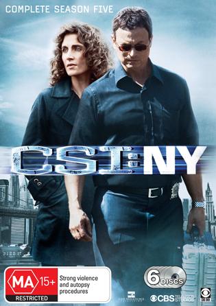 CSI: NY Season 5
