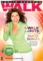 Leslie Sansone Walk to the Hits Party Songs