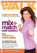 Leslie Sansone Mix & Match Walk Blasters