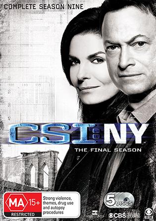 CSI NY Season 9